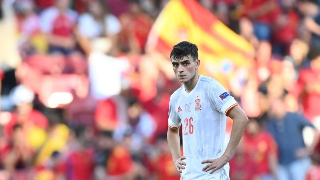 Euro 2020 - Round of 16 - Croatia v Spain