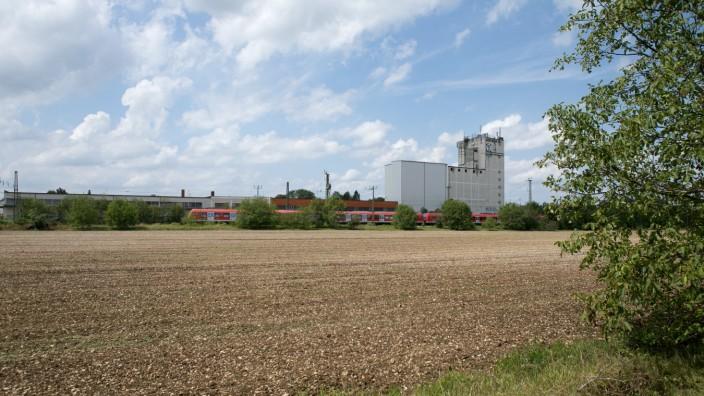 Neubauprojekt München Hasenbergl, 2019