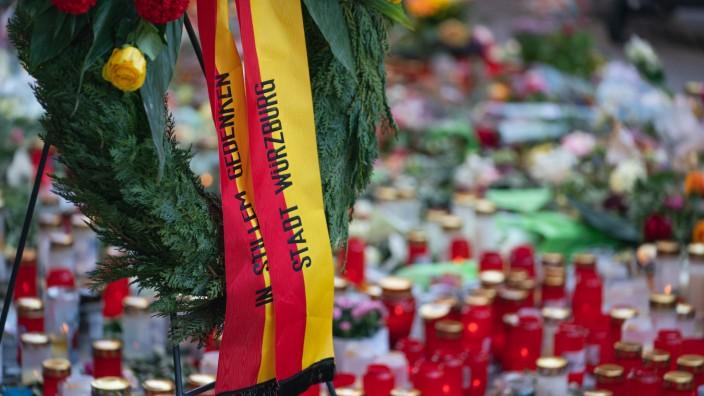 Nach Messerattacke in Würzburg