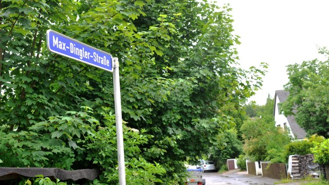 Stockdorf: Max-Dingler-Strasse