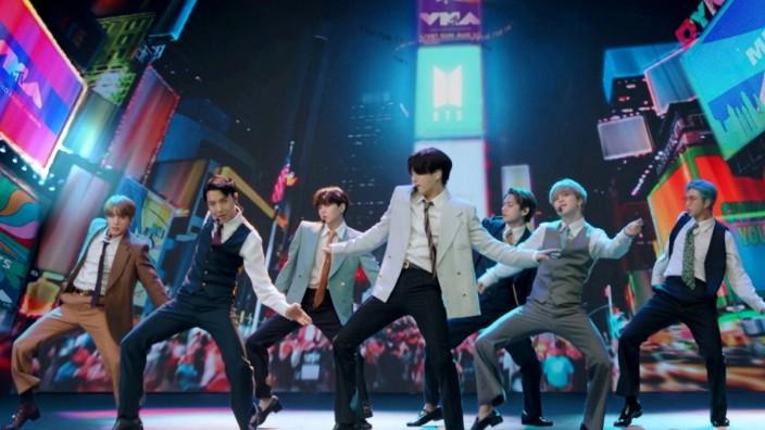 K-Pop: BTS bei den 2020 MTV Video Music Awards