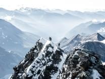 "Bergsport: ""Angst gehört dazu"""