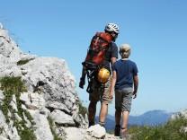 Psychologie: Warum wir auf Berge steigen
