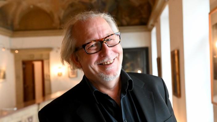 Hauptpreisträger: Peter Kees hat sich zum arkadischen Botschafter ernannt. Gerade läuft sein Festival Arkadien reloaded.