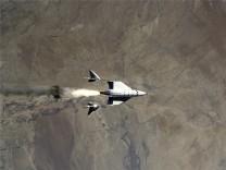 Virgin-Raumflugzeug ´VSS Unity