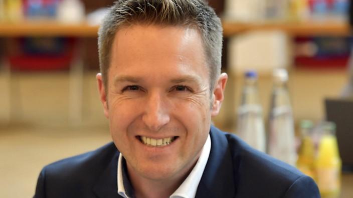 Wirtschaft: SPD-Politiker und Unternehmer: Florian Schardt.