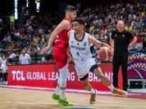 Basketball Deutschland - Kroatien