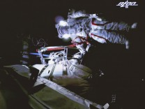 Raumfahrt: Erster Außeneinsatz an Chinas Raumstation