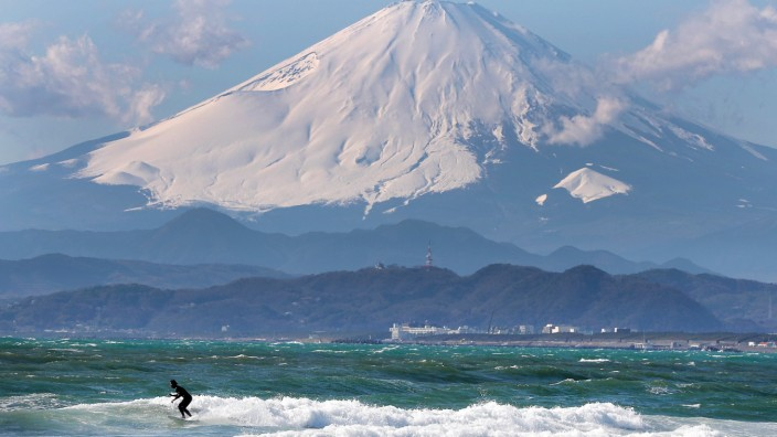 General Views Around Tokyo ahead of 2020 Olympic Games