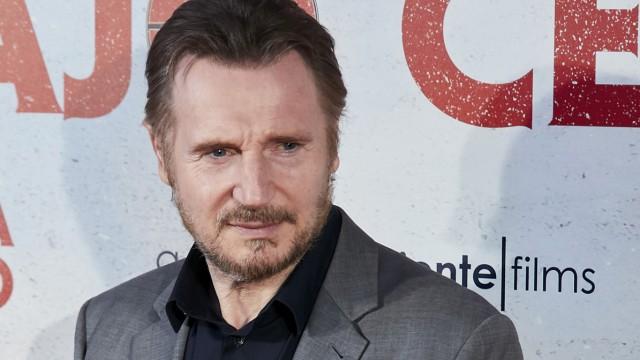 Liam Neeson: Anfang als Schauspieler kann hart sein
