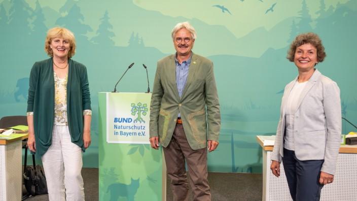Naturschutz: Der alte und neue BN-Vorsitzende: Richard Mergner.