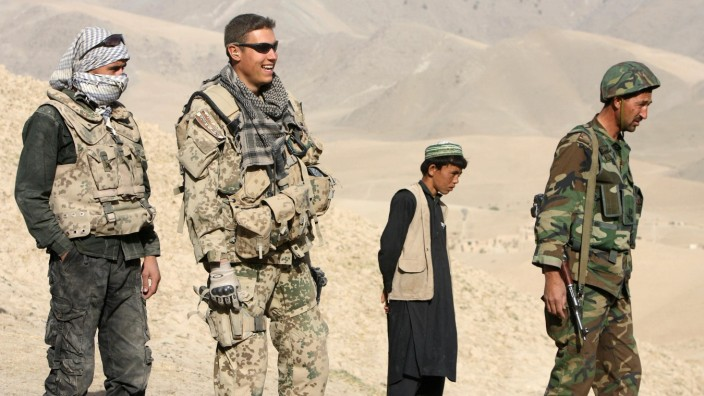 Feyzabad Afghanistan International Security Assistance Force ISAF Auslandseinsatz Bundeswehr 04