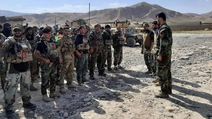 Truppenabzug Aus Afghanistan 2400 Visa Fur Ortskrafte Politik Sz De