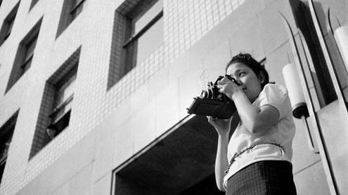 Fotografinnen des 20. Jahrhunderts: Die japanische Pionierin Tsuneko Sasamoto zeigte vor allem das Leben der Japaner nach dem Zweiten Weltkrieg. Sasamoto ist heute 106 Jahre alt.