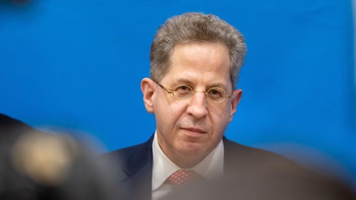 CDU: Ex-Verfassungsschutzchef Hans-Georg Maaßen