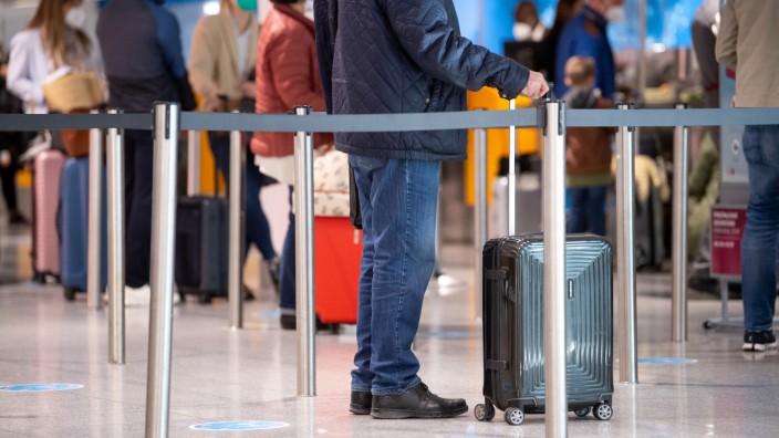 Coronavirus - Flughafen