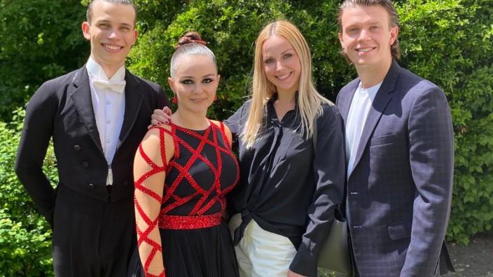 Tanzsport_TSC_Alemana_Puchheim: 3 Alemana-Paare im Meisterschaftsfinale
