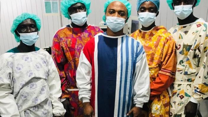 Krankenhaus in Ghana
