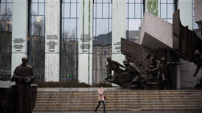 Polen: Das Oberste Gericht in Warschau