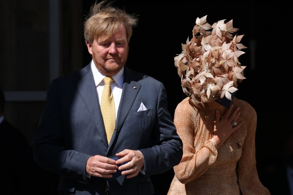 King Willem-Alexander Of The Netherlands And Queen Maxima Visit Berlin - Day Two
