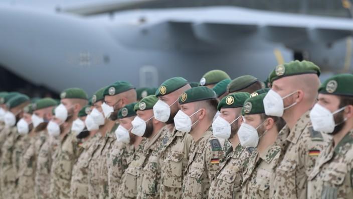 Bundeswehr beendet Einsatz in Afghanistan