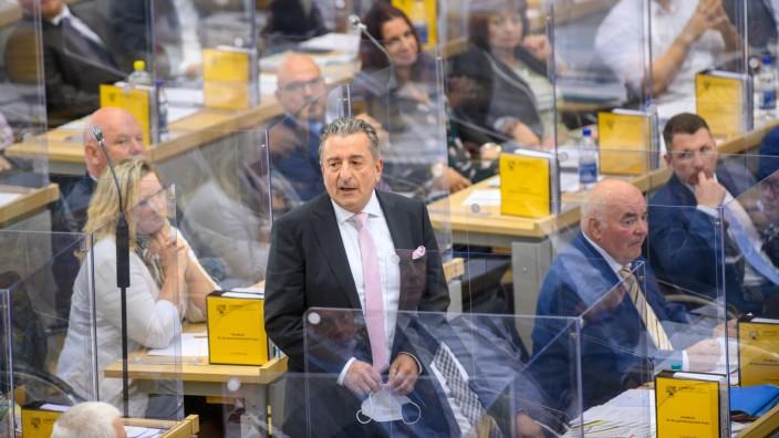 Konstituierende Sitzung des Landtages von Sachsen-Anhalt