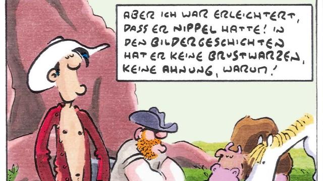 Lucky Luke, Zarter Schmelz.