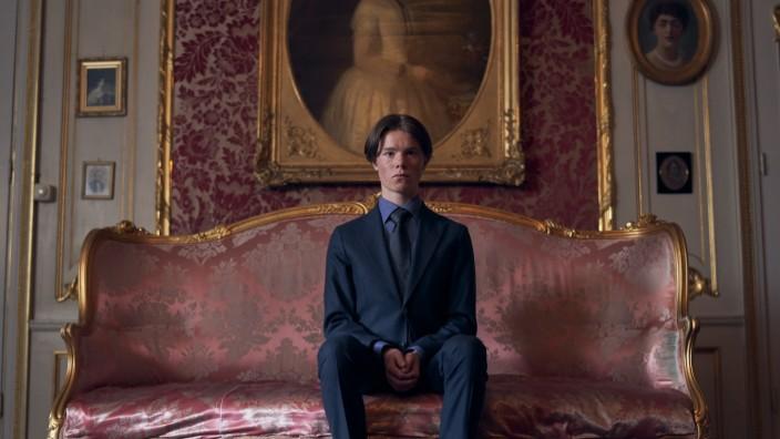 """""""Young Royals"""" auf Netflix: Prinz Wilhelm (Edvin Ryding) hat etwas angestellt und muss deshalb ins Edel-Internat."""