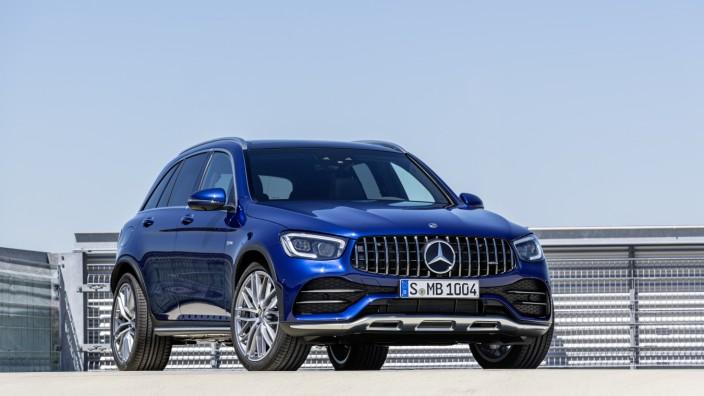 Daimler: Mercedes-AMG GLC 43 4MATIC