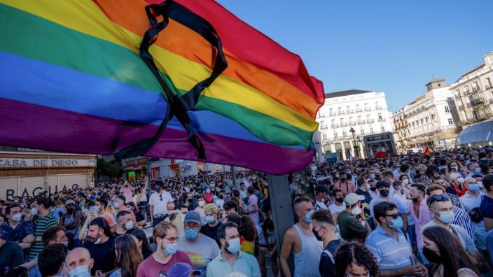 Nach der Tötung eines 24-Jährigen in Spanien