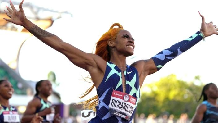 FILE PHOTO: FILE PHOTO: Track & Field: USA Olympic Team Trials