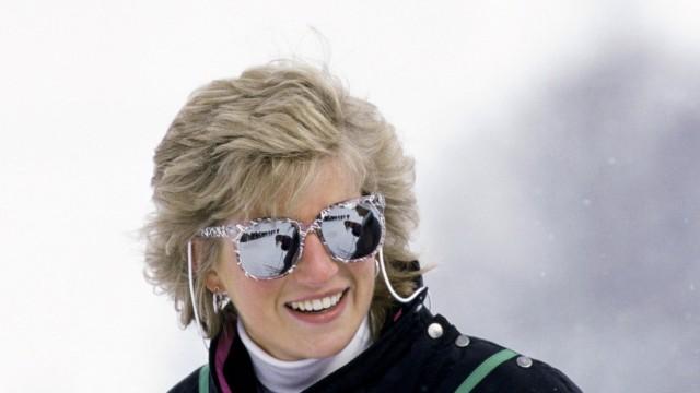 Diana Skiing Switzerland