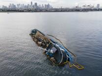 Philippinen: Schiffskollision vor Manila