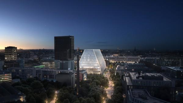 Konzerthaus München Werksviertel - Stand Juli 2021