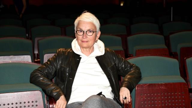 Barbara Mundel, Intendantin Muenchen 08.07.21 Schauspielhaus der Kammerspiele, (Maximilianstraße Spieilzeit 21-22 Praese