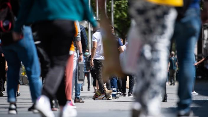 Prozess um geplanten Anschlag in Münchner Fußgängerzone