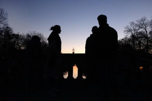 Nymphenburg, Gerner Brücke, 2021