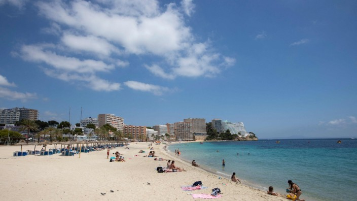 Leserdiskussion: Auch Mallorca zählt als Risikogebiet.