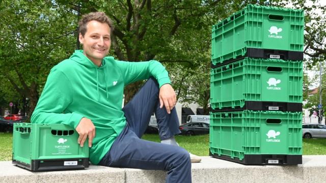 Oliver Mund Geschäftsführer Turtlebox