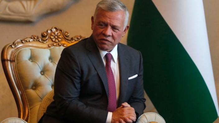 Jordaniens König Abdullah will die Beziehungen mit Israel wieder normalisieren.