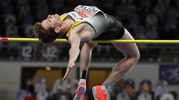 Leichtathletik: Gute Performance: Bei der Hallen-EM in Torun belegte Tobias Potye Rang vier.