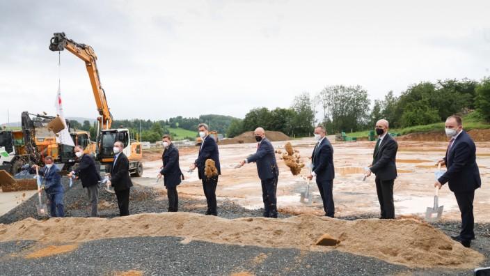 UmweltBank finanziert Leuchtturmprojekt in Wunsiedel