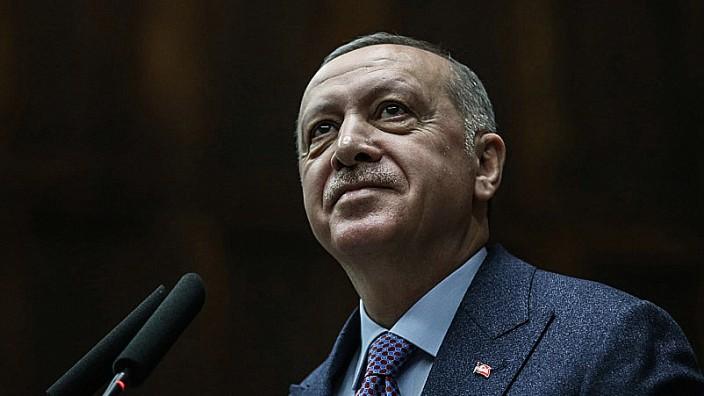 Dem türkischen Präsidenten Recep Tayyip Erdoğan stehen inzwischen mehrere Paläste zur Verfügung.