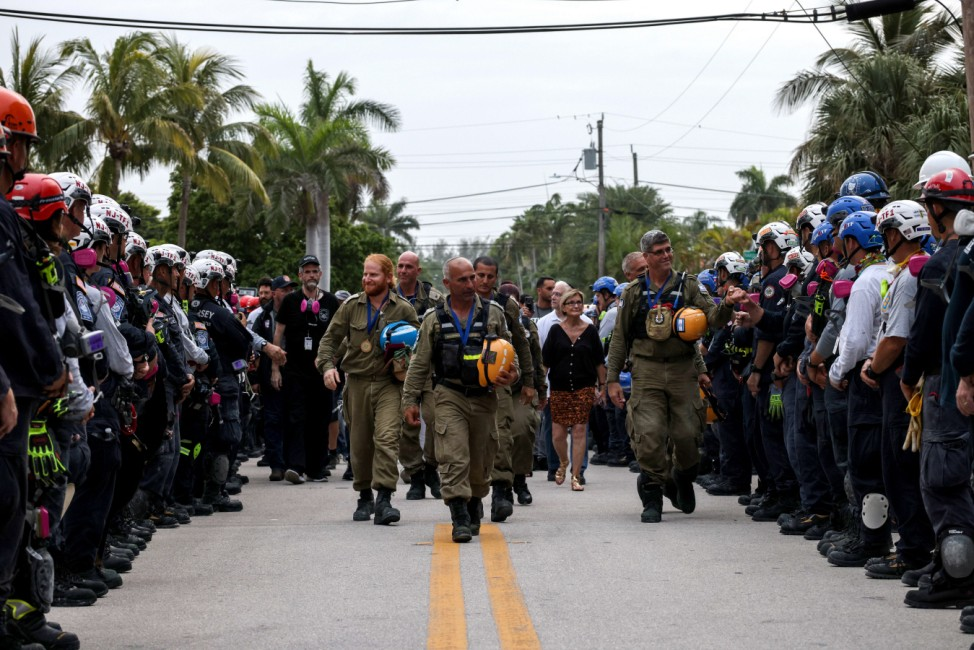 Search Shifts To Recovery Operation At Surfside Condo Collapse