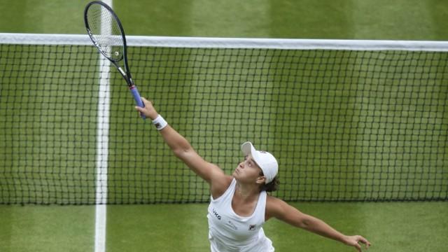 Tennis: Nicht die längste Spielerin auf der Tour, bei weitem nicht, aber spielintelligent wie nur wenige andere: Ashleigh Barty.