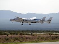 Raumfahrt: Milliardär Branson absolviert Weltraumflug erfolgreich