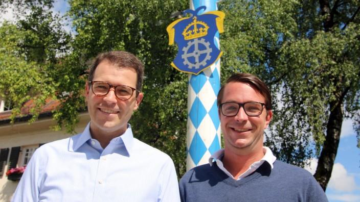 Platzer übernimmt von Ebner CSU-Ortsvorsitz
