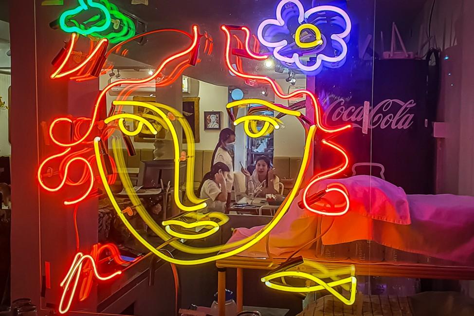 Shoppers Make Last Purchases Before Bangkok Lockdown