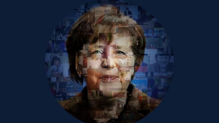 Die Ära Merkel - Gesichter einer Kanzlerin