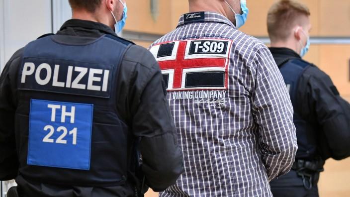 Ballstädt-Prozess in Erfurt